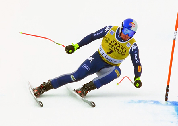 Dominik Paris will im Olympiawinter 2021/22 wieder richtig Gas geben