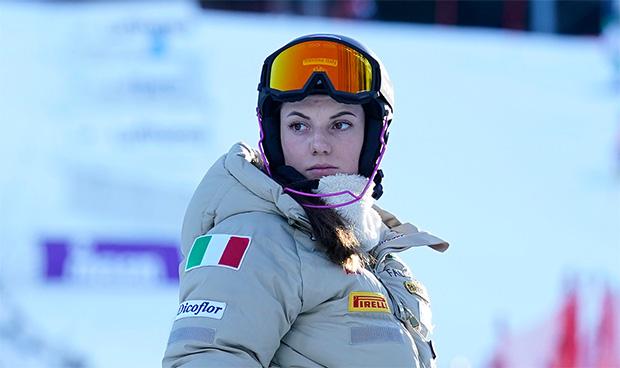 Martina Peterlini hat mit Andrea Vidotti einen erfahrenen Manager an ihrer Seite (©Foto: Archivo FISI / Gio Auletta /Pentaphoto)