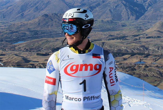 Marco Pfiffner gewinnt Europacup-Kombination in Saalbach-Hinterglemm (Foto: Marco Pfiffner / Facebook)