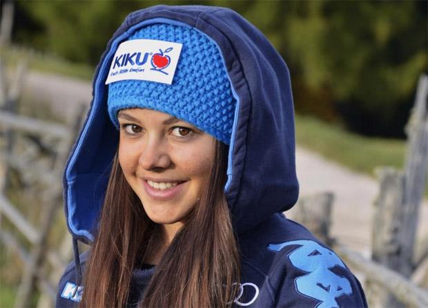 Topmotivierte und wiedergenesene Karoline Pichler will im August auf den Skiern stehen (Foto: Karoline Pichler privat / facebook)
