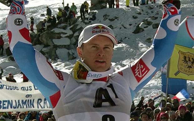 Platz 3: Alexis Pinturault der beste Franzose