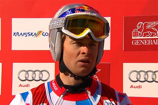 Alexis Pinturault gewinnt in Kranjska Gora vierten Riesentorlauf in Folge.