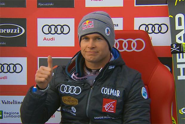 Alexis Pinturault hat insbesondere den Riesenslalom-Weltcup im Visier