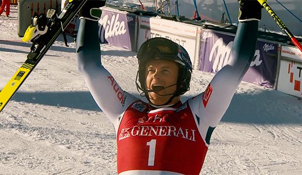 Alexis Pinturault geht als Favorit in die Alpine Kombination von Hinterstoder