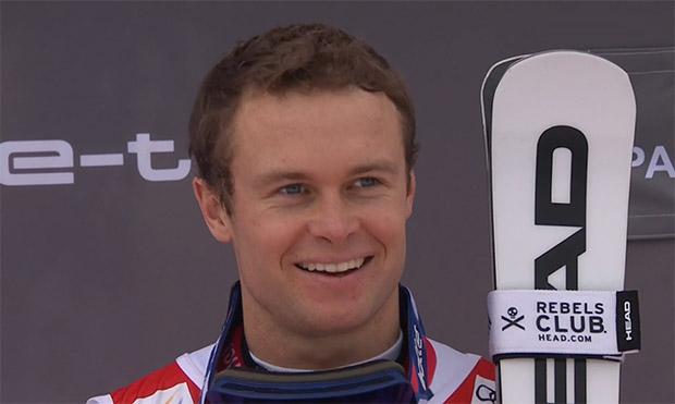 HEAD-News: Alexis Pinturault mit neu gebautem Ski zum Erfolg