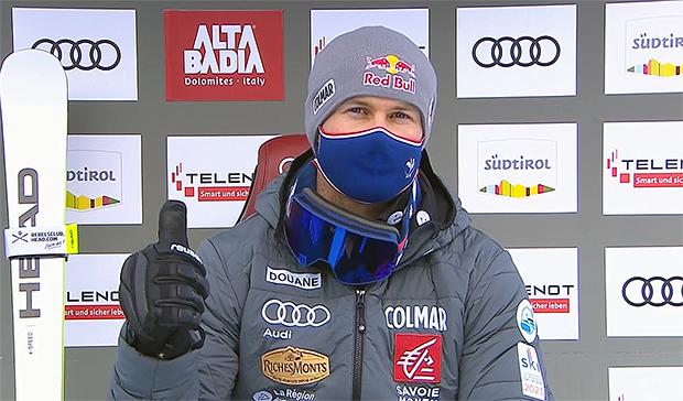 Ski WM 2021: Kein Parallel-Start in Cortina d'Ampezzo für Alexis Pinturault