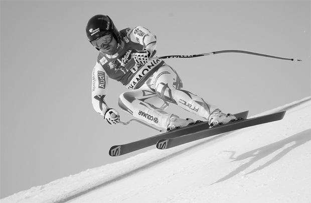 © Kraft Foods / Unfalltod von David Poisson erschüttert Swiss-Ski Rennläufer