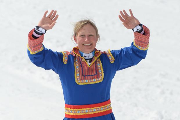 © Ch. Einecke (CEPIX) / Tanja Poutiainen geht neue Wege