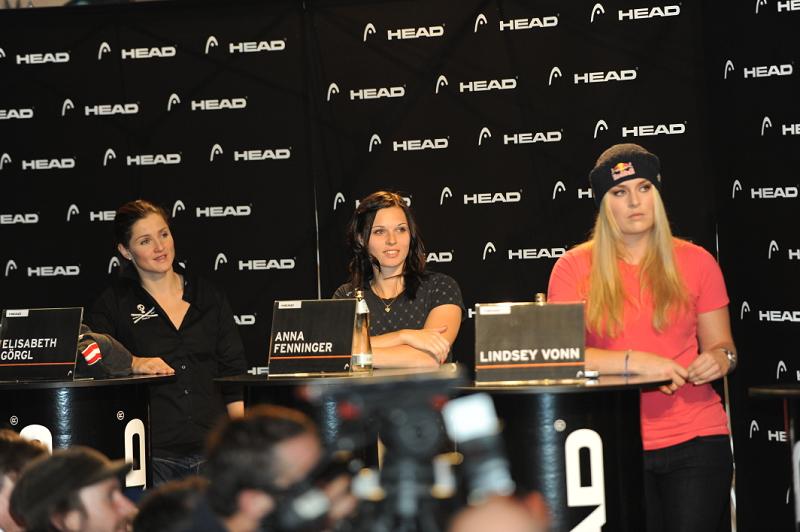 © C. Einecke (CEPIX) / HEAD Pressekonferenz 2012