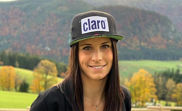 """Skiweltcup.TV kurz nachgefragt: Heute mit Mirjam """"Miri"""" Puchner (Foto: © Miri Puchner / privat)"""