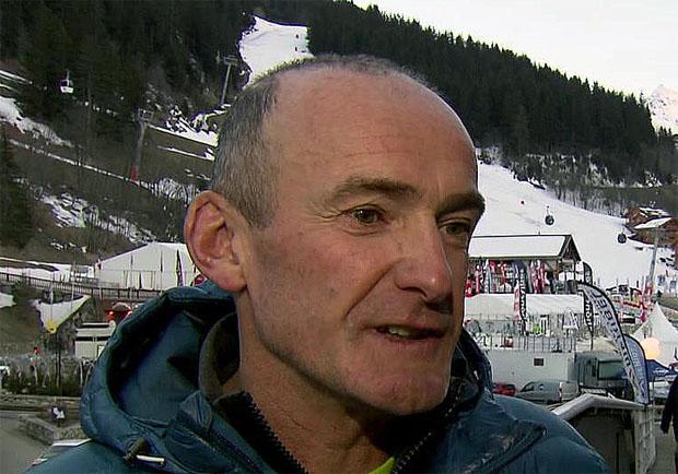 ÖSV Herren Cheftrainer Andreas Puelacher