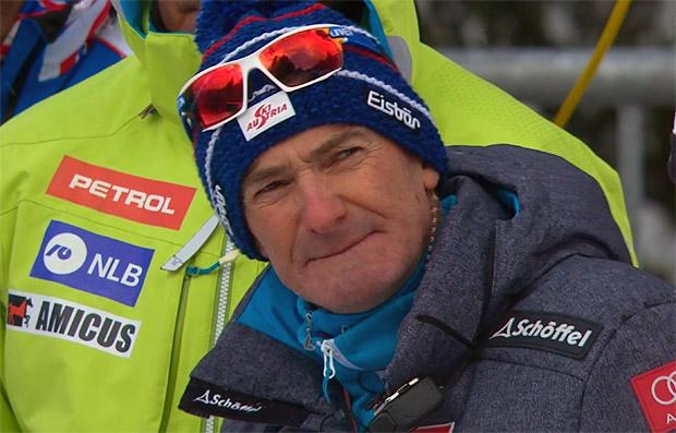 ÖSV-Herren Cheftrainer Andreas Puelacher