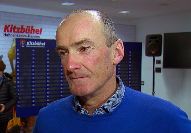 ÖSV-Herrenchef Andy Puelacher lässt sich nicht in die Karten blicken