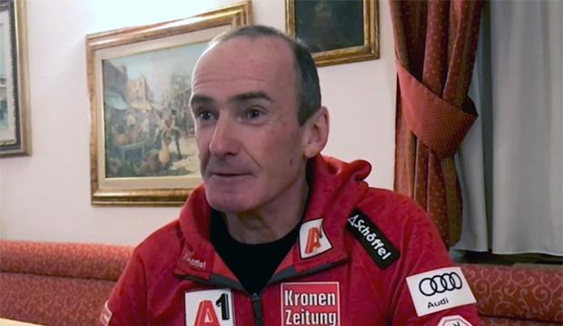 Jahresrückblick mit ÖSV-Herren Cheftrainer Andreas Puelacher