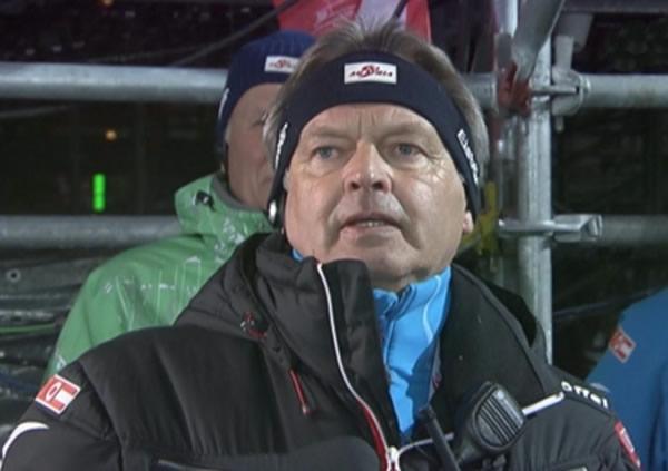 ÖSV-Sportdirektor Hans Pum (AUT)