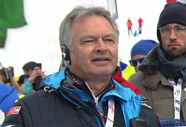ÖSV-Sportdirektor Hans Pum schaut skeptisch in die Zukunft