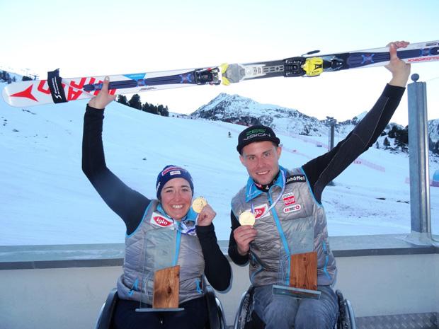 Lösch und Rabl konnten den ersten WC RTL der Saison für sich entscheiden, Roman Rabl schaffte sogar den Doppelpack mit dem Sieg am letzten Tag der Kühtai WC Rennen