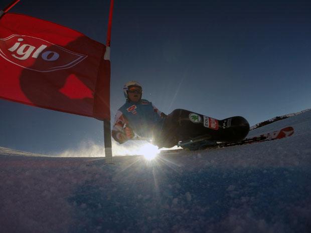 Eine Sparte stellt sich vor – Paralympische SportlerInnen auf dem Weg an die Spitze / Roman Rabl