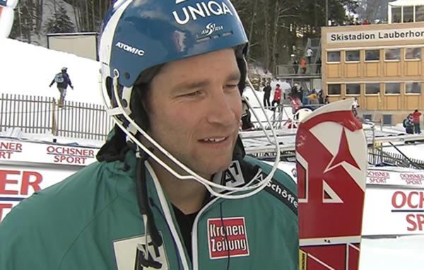 Benni Raich ging am Freitag den 13. mit Startnummer 13 ins Rennen. Am Ende landete der Pitztaler auf Rang sieben.