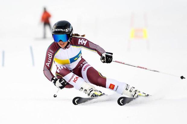Schwedin Helena Rapaport steht wieder auf Skier (Foto: Helena Rapaport / Instagram)