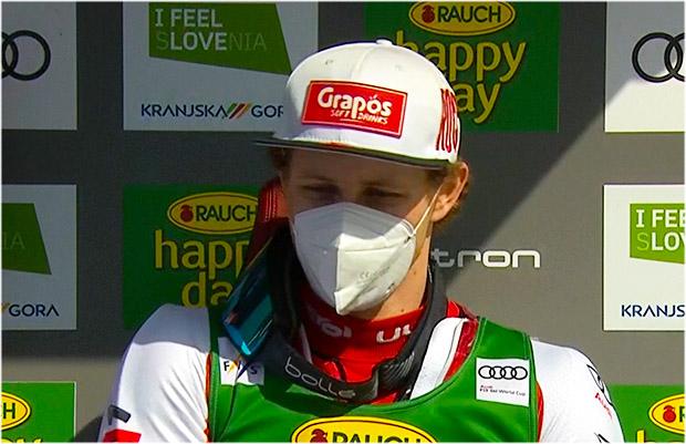 ......... Dominik Raschner küren sich zu den österreichischen Slalomeistern