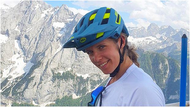 Das versteckte Talent der Skirennläuferin Camille Rast (Foto: © Camille Rast / instagram)