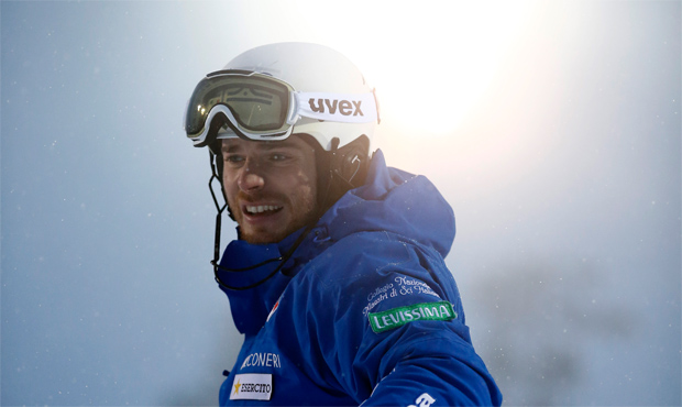 Giuliano Razzoli fordert Rennen in Kranjska Gora abzusagen. (Foto: Gio Auletta, Pentaphoto)