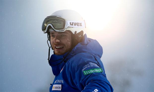 © Archivo FISI /  Giuliano Razzoli fehlt beim Slalom-Weltcupauftakt in Levi (Foto: Gio Auletta, Pentaphoto)