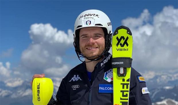 Giuliano Razzoli will sich in der Slalomweltrangliste unter den Top-15 etablieren (Foto: © Giuliano Razzoli / Facebook)