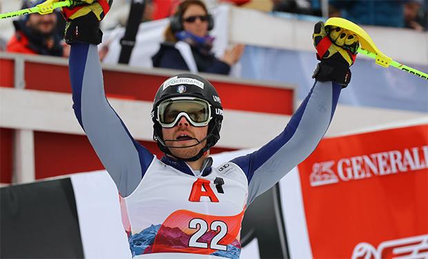 Giuliano Razzoli möchte sich noch einmal seinen Traum von Olympia erfüllen. (Foto: © Archivio FISI/ Marco Trovati/Pentaphoto)