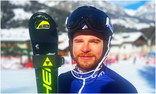 Giuliano Razzoli hat ein großes Ziel: Die Olympischen Winterspiele 2022 (Foto: © Giuliano Razzoli / Instagram)