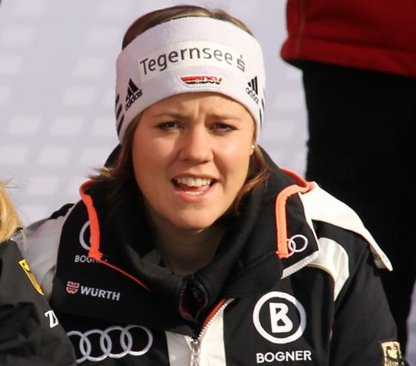 """Viktoria Rebensburg: """"Ich bin zuversichtlich in Cortina ein gutes Ergebnis zu erreichen."""""""