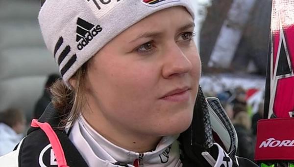 Viktoria Rebensburg Vierte beim Riesenslalom von Lienz