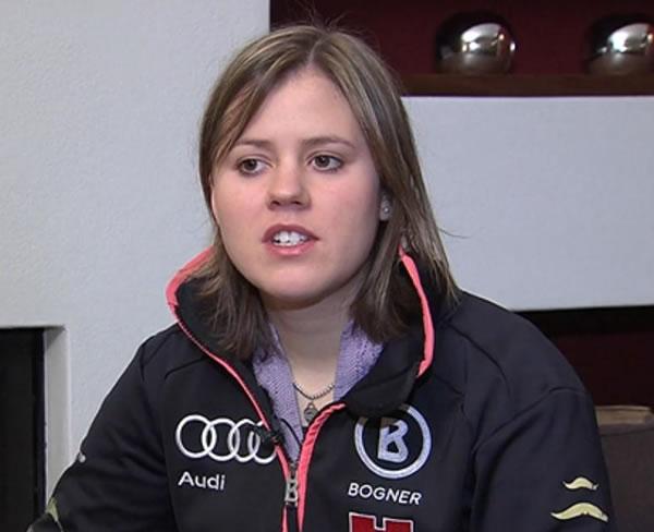 Die Hoffnungen des DSV ruhen auf Viktoria Rebensburg