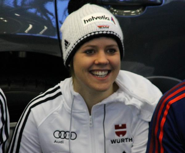 "Viktoria Rebensburg: ""Sölden ist abgehakt und Aspen im Kopf."""