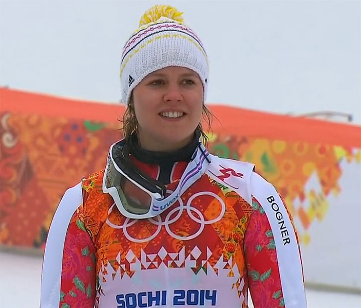 Viktoria Rebensburg muss Start in Crans-Montana absagen