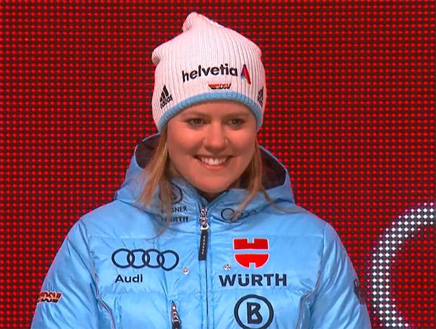 Viktoria Rebensburg und Michaela Wenig vertreten die Deutschen Farben in Bansko