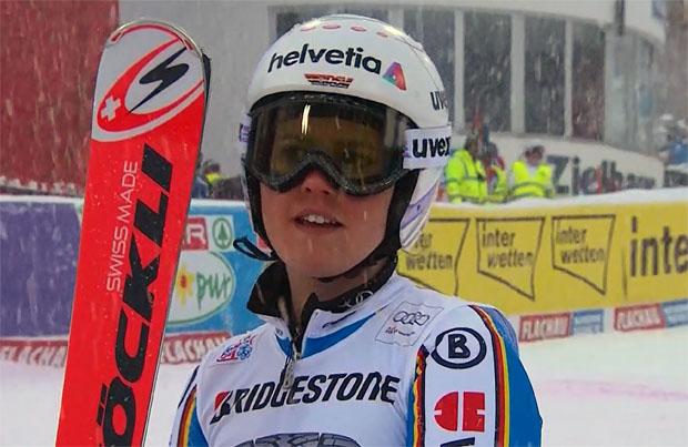 Überglückliche Viktoria Rebensburg überstrahlt beim RTL-Sieg in Flachau alle