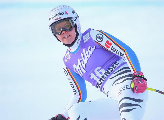 © Kraft Foods / Viktoria Rebensburg möchte Aufwärtstrend in Cortina d'Ampezzo fortsetzen