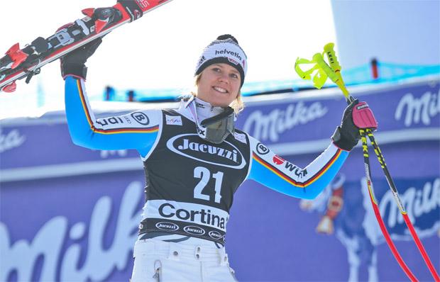 © Kraft Foods / Wie bereits in den letzten beiden Jahren, ist Viktoria Rebensburg die einzige DSV Rennläuferin im A Kader.