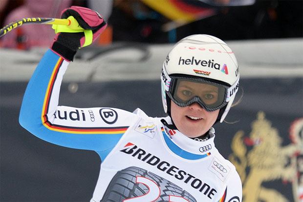 © Ch. Einecke (CEPIX) / Viktoria Rebensburg verlässt Milka-Ski-Girls und wechselt zurück zu Helvetia