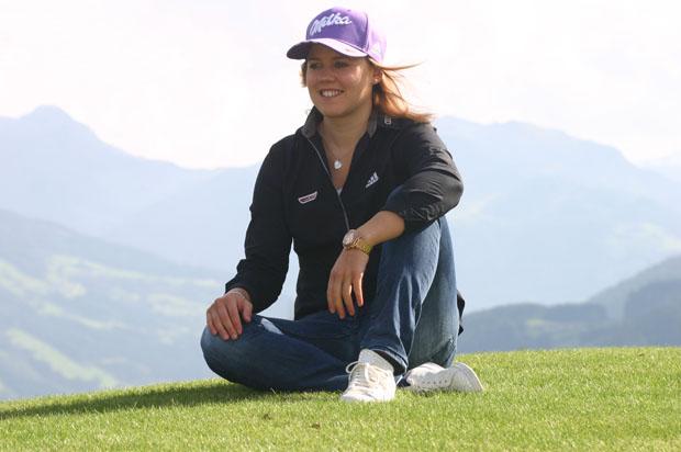 """Viktoria Rebensburg: """"Ich werde gleich beim ersten Rennen angreifen, und von Anfang an Gas geben."""" (Foto: Walter Schmid / Skiweltcup.TV)"""