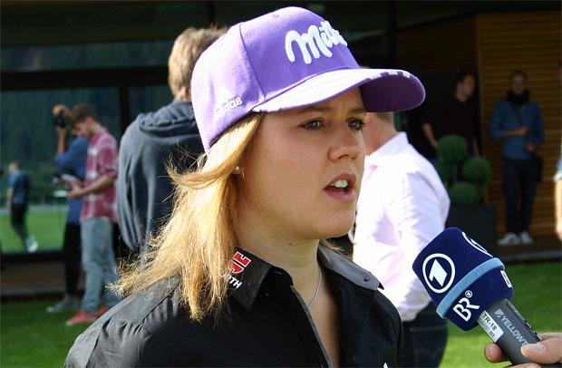 """Viktoria Rebensburg: """"Ich freue mich heute schon auf die WM in St. Moritz."""" (Foto: Walter Schmid / Skiweltcup.TV)"""
