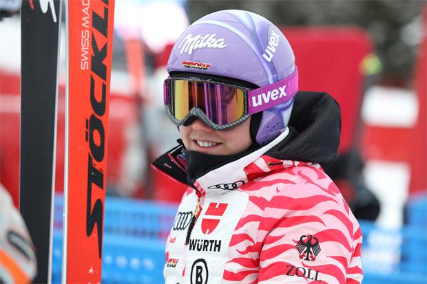 © Kraft Foods / © Kraft Foods / Wie bereits in den letzten drei Jahren, ist Viktoria Rebensburg die einzige DSV Rennläuferin im A Kader.
