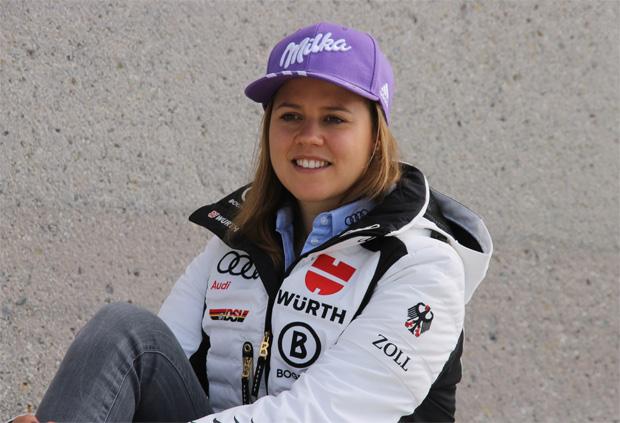 Für Viktoria Rebensburg sind die Olympischen Spiele in Pyeongchang die letzten. (Foto: Skiweltcup.TV / Walter Schmid)