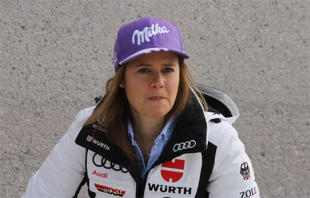 Viktoria Rebensburg verzichtet auf Start in Crans-Montana (Foto: Skiweltcup.TV / Walter Schmid)