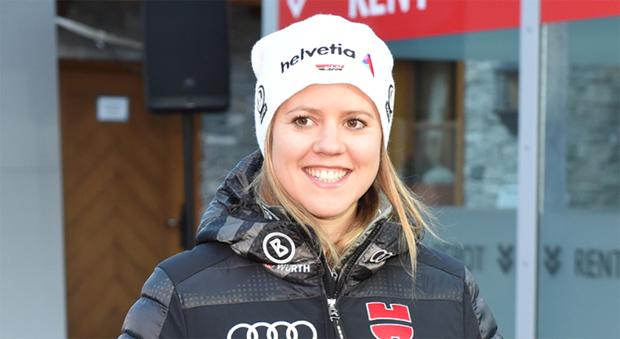 © Ch. Einecke (CEPIX) / Viktoria Rebensburg freut sich auf Ski-WM 2021 in Cortina, und könnte auf Peking 2022 verzichten.