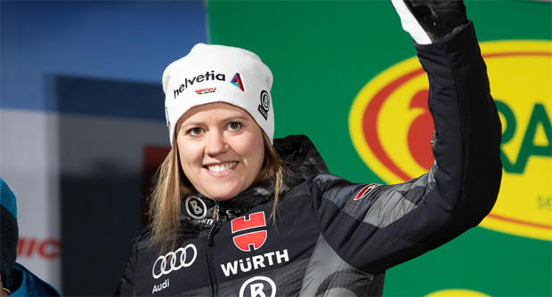 © Claudia Egger / Viktoria Rebensburg: Die gößte Medaillenhoffnung im DSV-Team