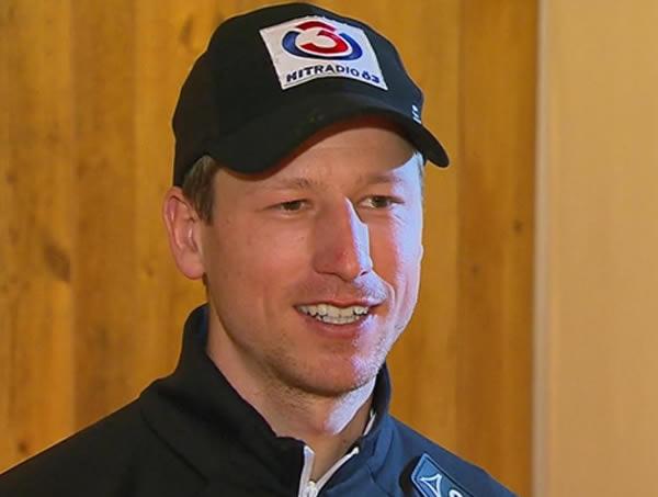 Hannes Reichelt Schnellster beim 1. Abfahrtstraining in Garmisch Partenkirchen