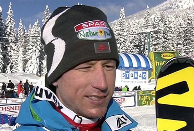 Reichelt bester Österreicher - Jansrud gewinnt